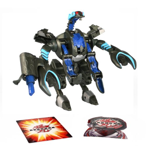 BAKUGAN Mechtogan Titans