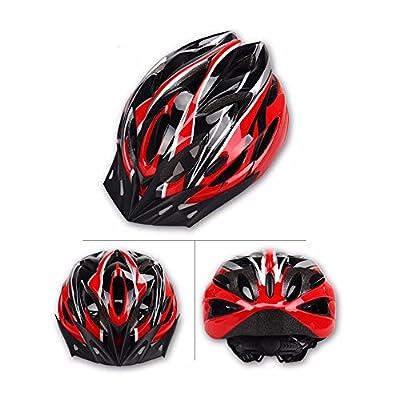 Bicycle Helmet With Adjustable Lightweight Mountain Bike Racing Breezier Helmet for Men and Women from Saienfeng