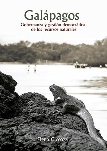 Galápagos: Gobernanza y gestión democrática de los recursos naturales