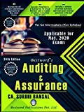 Auditing and Assurance for CA Inter New Syllabus Latest Edition By Surbhi Bansal Applicable for May 2020 Exam And Onwards