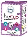 Lot de 2 coupes menstruelles Be'Cup - Taille 3 (grande)