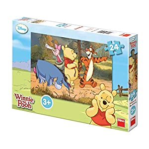 Dino Toys 351318 Winnie-The-Pooh - Puzzle