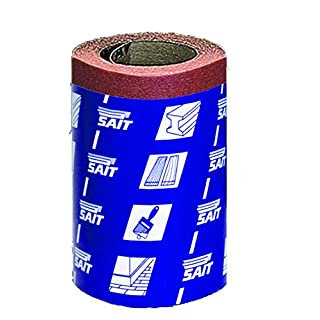 United Abrasives/SAIT 81103 Aw-D Paper Roll, 4-1/2