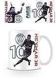 PSG MG24900 (Neymar Jr) Mug Céramique, Multicolore, 11oz/315ml