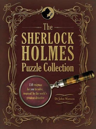 Sherlock Holmes Puzzle Collection por Tim Dedopulos