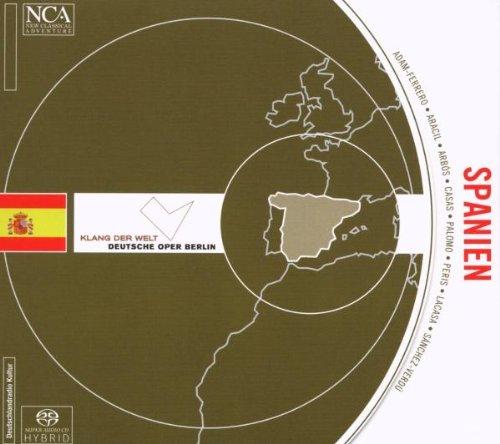 Klang der Welt: Spanien (Welt Adams)