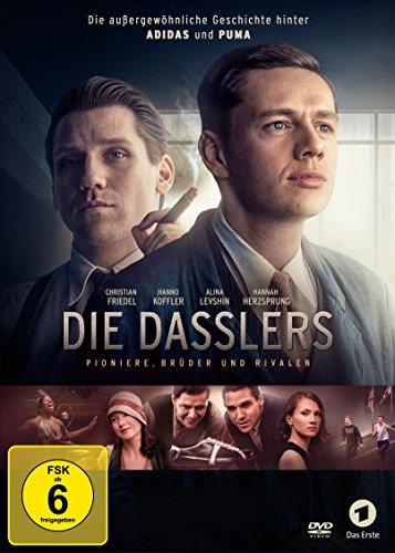Die Dasslers - Pioniere, Brüder und Rivalen (Dvd-duell)