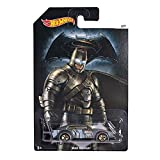 Hot Wheels - Vehículos Batman vs Superman, Modelos Surtidos (Mattel...