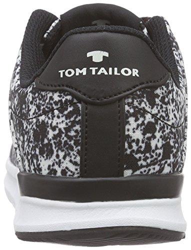 TOM TAILOR Kids Tom Tailor Kinderschuhe Mädchen Low-Top Schwarz (Black)
