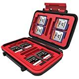 #7: World of Needs Lynca KH8S Memory Card Waterproof Storage Case Box Holder for Camera XQD CF SD TV Card Pin SIM