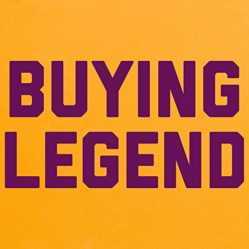 Buying Legend T-Shirt, Herren Gelb