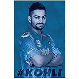 Love st - Virat Kohli Poster for Home & Office