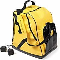 Sidas Hotdryer Boot Bag-Bolsa para botas de esquí color amarillo