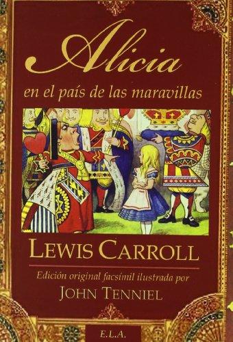 Alicia en el País de las Maravillas Cover Image