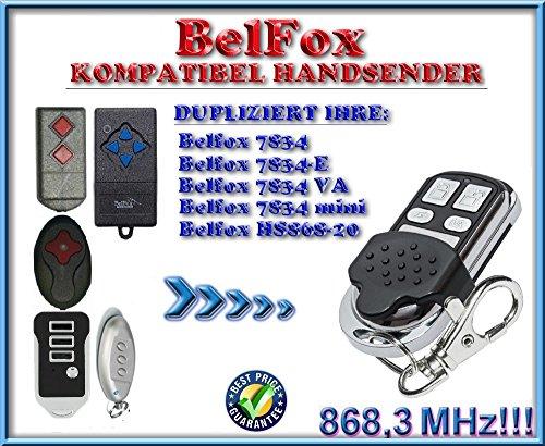 Belfox kompatibel handsender / klone TR-102