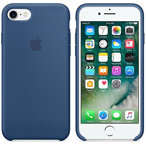custodia iphone 7 blu