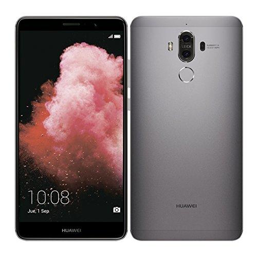 'Huawei Mate 9phablet Libre de 5.9, Processore Kirin 960Octa-Core, 12MP, 4GB RAM, 64GB memoria interna, 1080x 1920pixel) Grigio