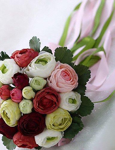 mode-bouquetfleurs-artificielles-un-bouquet-de-20-simulation-de-tissu-de-soie-pivoine-bouquet-de-mar