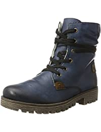 Rieker Damen 78530 Kurzschaft Stiefel