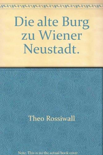 Die alte Burg zu Wiener Neustadt.