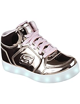 Skechers Energy Lights, Entrenadores Para Niñas