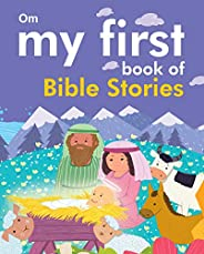 Board Book : My first book of Bible Stories (Padded Board Book) (My First Board Books)