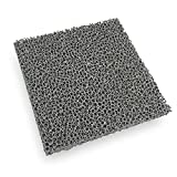 Flamado fijn stof roetfilter 200 x 200 x 22 mm open haard verbrandingskamer reserveonderdeel