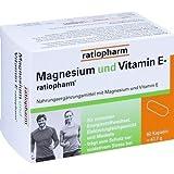 Magnesium Und Vitamin E ratiopharm Kapseln 60 stk