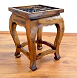 Best Thailand Coffee Tables - Asian Opium Table, Coffee Table with Elephant Carvings Review