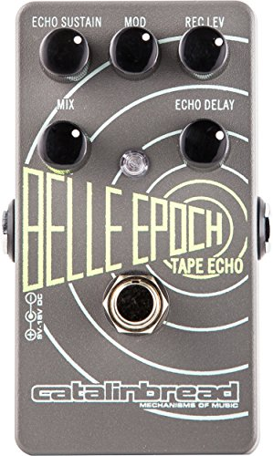 Catalinbread Belle Epoch Tape Echo · Pedal guitarra eléctrica