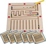 Wehrfritz 671745 Magnet-Spiel Labyrinth