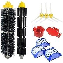 Vistefly Kit de accesorios de repuesto para iRobot Roomba Serie 500&600:564 585 552 595&600