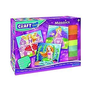 Craft-Mosaicos de Tiempo 3en 1Mega Pack