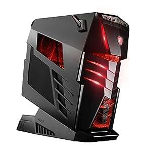 MSI Aegis Ti3 VR7RF SLI-042DE Gaming-PC (Intel Core i7-7700K, 2x MSI Nvidia GeForce GTX1080Ti Gaming 11GB - im SLI Verbund, 2x512GB PCIe SSD, 4x16 GB DDR4, Windows 10 Home) schwarz