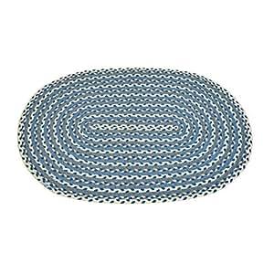 Allure Braided Rugs (Blue)