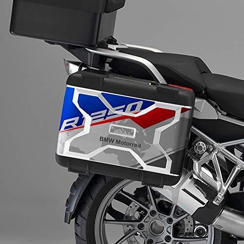 KIT 2 PROTEZIONI ADESIVI VALIGIE VARIO R 1250 GS VARIO 2° MODELLO VV2-R1250GSM (MOTORSPORT)