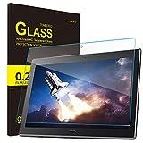 IVSO Lenovo Tab 4 10 PLUS Pellicola Protettiva, Schermo in Vetro Temperato per Lenovo Tab 4 10 Plus TB-X704L Lenovo Tab 4 10 Plus TB-X704F Tablet (Tempered Glass - 1 Pack)