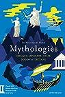 Mythologies grecque, japonaise, celte, dogon et tibétaine par Noiville