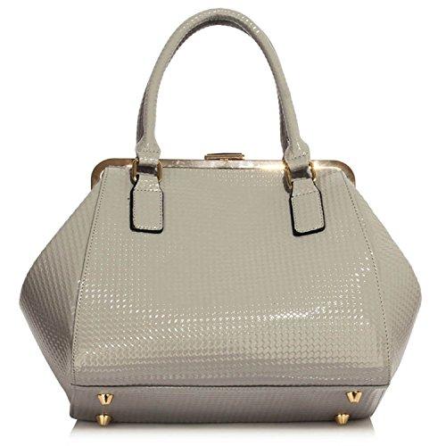 Xardi London - Sacchetto donna Grey Style 2