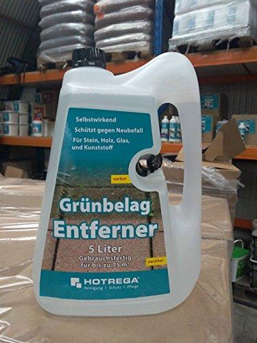 HOTREGA Grünbelag-Entferner (gebrauchsfertig) 5 Liter