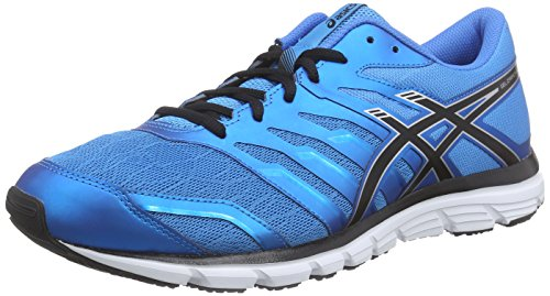 Asics Gel-zaraca 4 Herren Laufschuhe Blau (methyl Blue/black/silver 4290)
