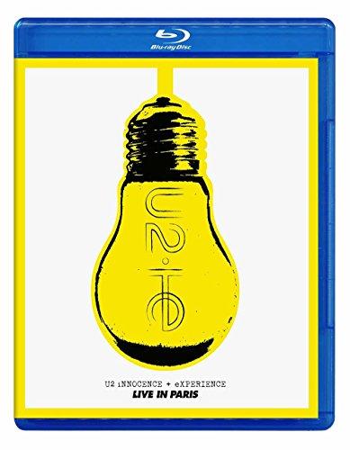 U2 / iNNOCENCE + eXPERIENCE Live in Paris super deluxe