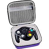 Schutzhülle für PowerA Controller für Nintendo Switch (kabellos) Gamecube Violett violett