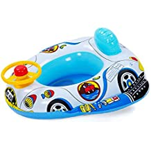 Sammeln & Seltenes Brillant Nette Baby Schwimmen Ring Pool Sitz Wasser Schwimmen Boot Mit Lenkrad Kleinkind Float Ring Hilfe Trainer Float Wasser Für Kinder