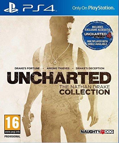 Uncharted: The Nathan Drake Collection (PlayStation 4) [importación inglesa]
