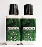 KERAGIL Lederpflege Creme 2 Flaschen je 150 ml von LCK Keralux. Sehr gut für Longlife Leder geeignet!