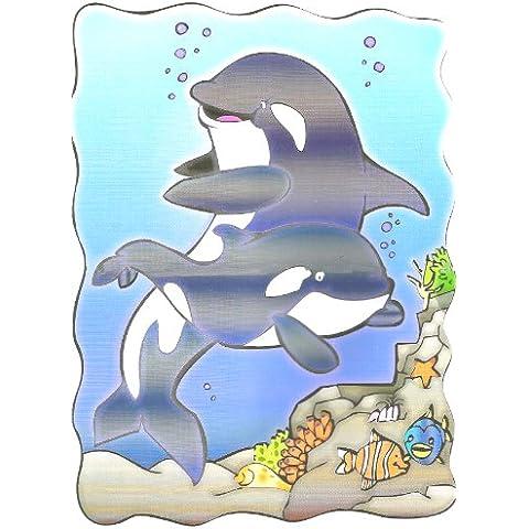 Diseño de animales marinos set de números y letras de zapato de coche, barco, casa de Vinilo fun pegatinas por wonkydragon