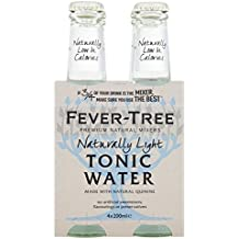 Fever-Tree-Natural Light Tonic Water 4 x 200 ml