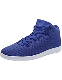 Crosshatch New Mens Shoes Designer Webbing Shoes Mesh Sneakers Casual Trainers