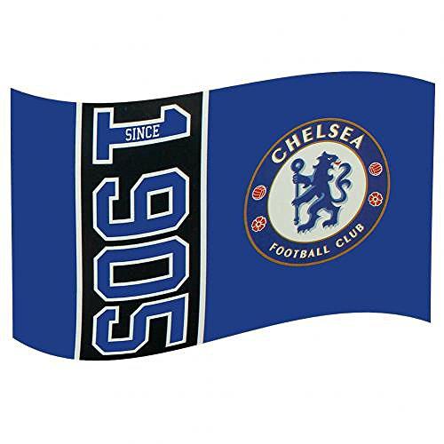 Offizielles Chelsea FC Flagge (Smb-männlich)